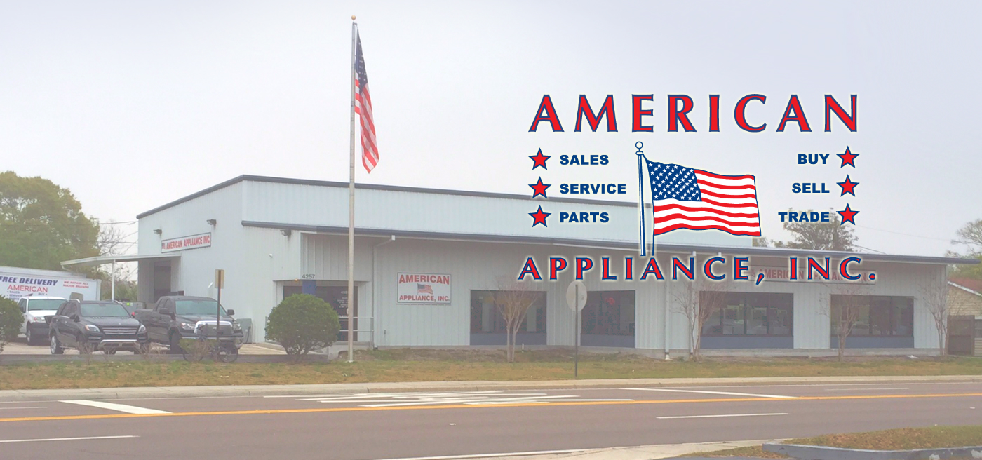 American Appliance New And Reconditioned Appliances